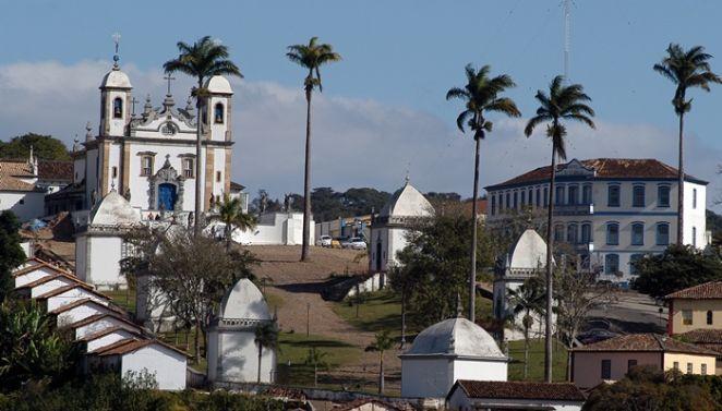 Sanctuary of Bom Jesus do Congonhas, State of Minas Gerais, City of Congohas, Brazil. Inscription in 1985. Criteria: (i)(iv)