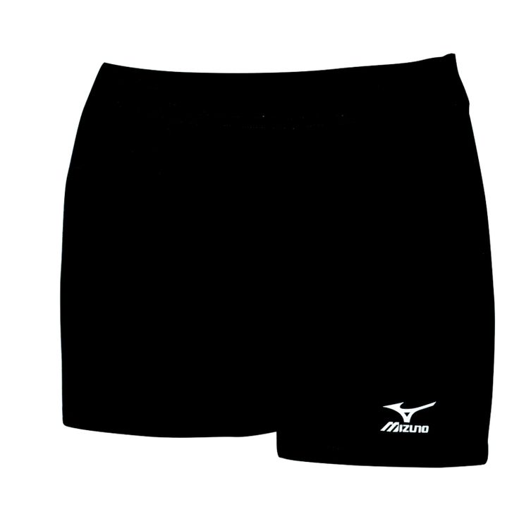 The Mizuno Flat Front Women's Volleyball Spandex Shorts feature a unique design, creating a flat front and flat back, for a truly seamless fit. The Mizuno DryLite moisture management technology create