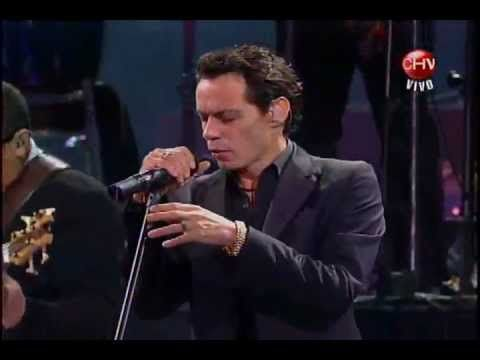 Y Como es el,Marc Anthony y Jose Luis Perales, Viña Del Mar 2012 ,en vivo , HD 720p - YouTube