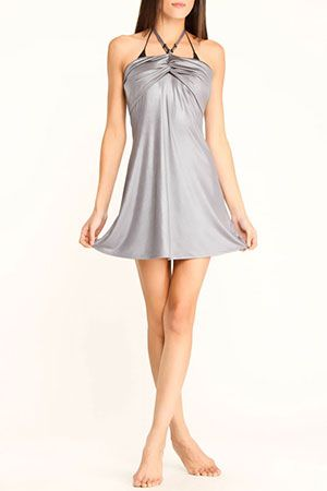 Elegantly Styled Twist front dress  Price: $44.99