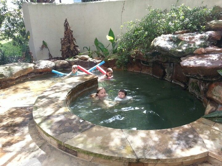 Oasis Spa Pool · Landscaping IdeasBackyard ...