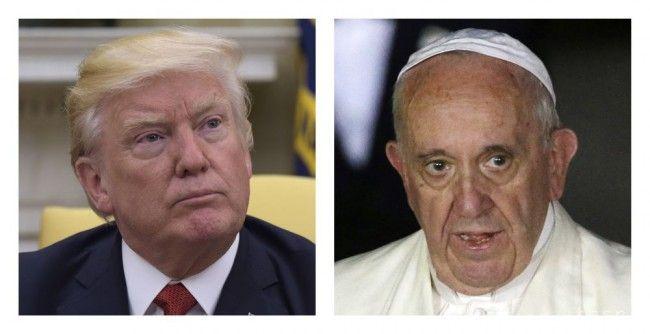 Trump pricestoval do Ríma, v stredu sa stretne s pápežom - Zahraničie - TERAZ.sk
