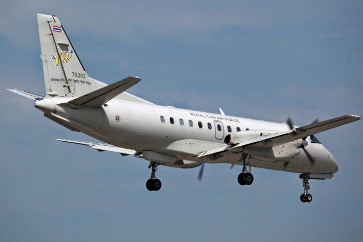 RTAF ordered 2 more Saab 340 ELINT & COMINT version