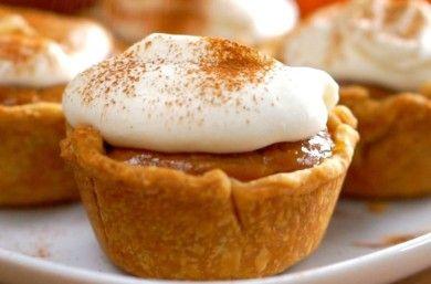 Mini-Pumpkin-Pies   Mini Pumpkin Pies