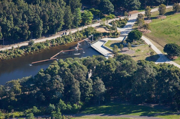 Gallery of Sydney Park Water Re-Use Project / Turf Design Studio, Environmental Partnership, Alluvium, Turpin+Crawford, Dragonfly and Partridge - 14