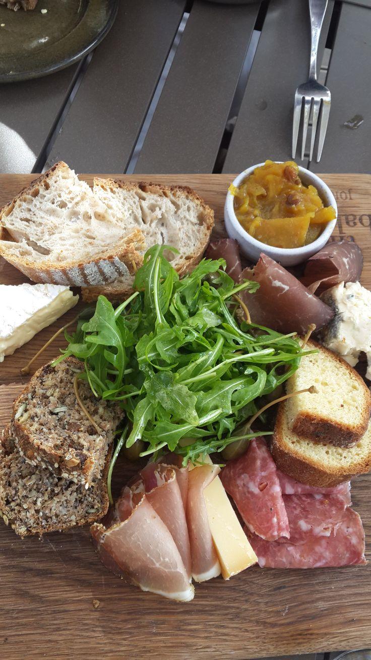 Foodie platter @ Jordan Bakery