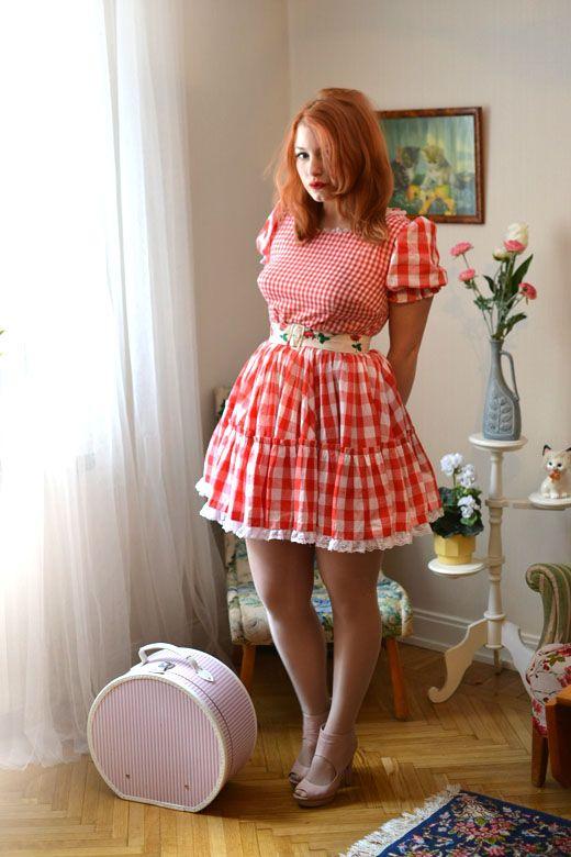 Travel outfit by Elsa Billgren