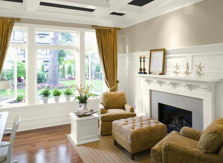 Our paint color for all common areas: Sahara Desert Sand ...