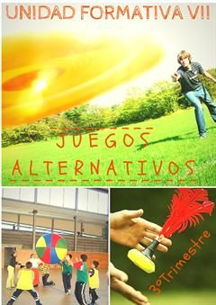 PÓSTER INTRODUCTORIO JUEGOS ALTERNATIVOS