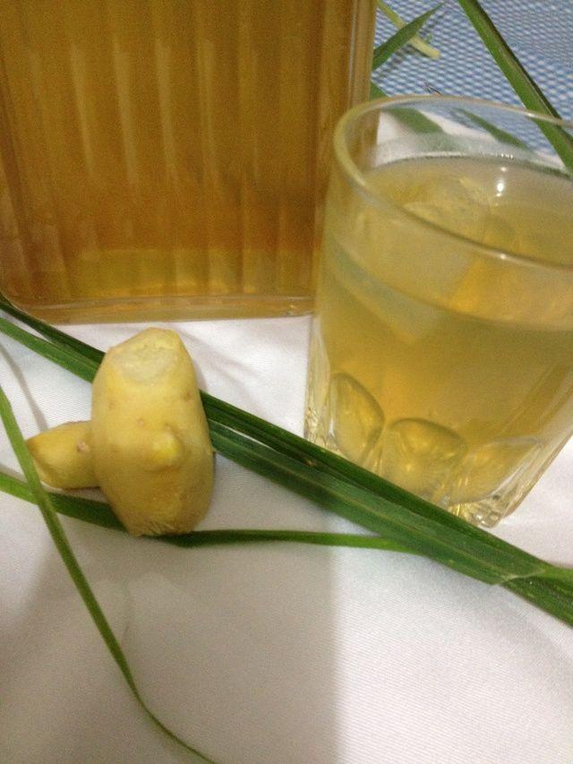 How to Make Ginger Lemon Grass Tea | Recipe in 2019 ...