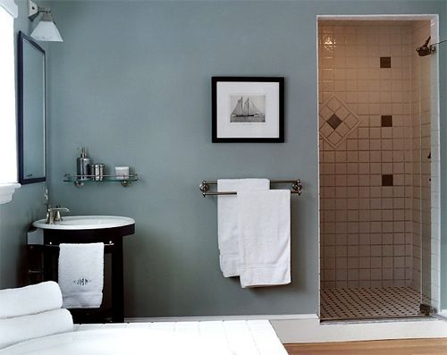 18 Best Bathroom Colors Images On Pinterest  Bathroom Bathrooms Fair Best Bathroom Paint Colors Small Bathroom Inspiration Design