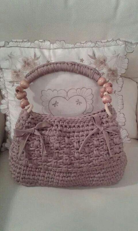 27 best images about punto de crochet ganchillo trapillo - Puntos crochet trapillo ...