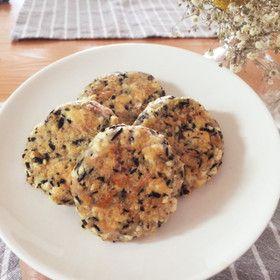 離乳食後期 ひじきとツナの豆腐ハンバーグ by yukkey122 [クックパッド] 簡単おいしいみんなのレシピが258万品
