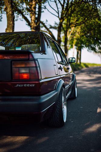 JETTA MK2 VR6 | konrad iwanow | Flickr