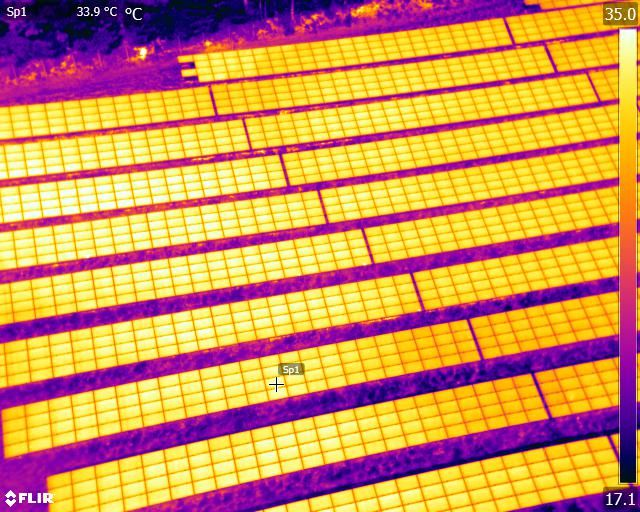 Drone Thermal Imaging And Property Inspection Drone Safe Register Best Solar Panels Solar Energy Solutions Solar Power Source