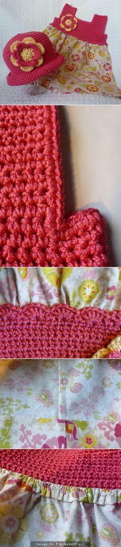 17 Best ideas about Crochet Yoke on Pinterest Crochet ...