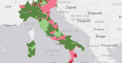 Che l'Italia non fosse un Paese per giovani era risaputo. A stupire, però, sono le differenzedi rapporto tra vecchi e giovani residenti presenti sul territorio. In base alle statistiche Istat che riportano per provincia l'indice di vecchiaia (over 65/soggetti 0-14) emerge un divario anagrafico importante tra Nord e Sud. Ci sono città più anziane, come …