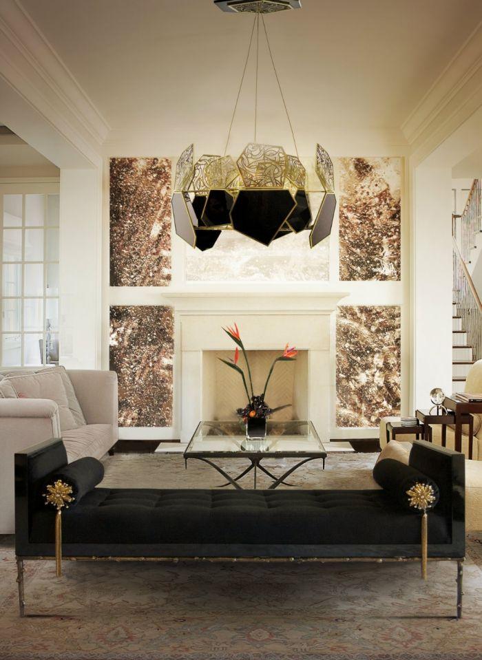 ▷ 1001 + hilfreiche Tipps, wie Sie Ihre Wohnung einrichten - wohnzimmer modern eingerichtet