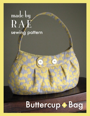 (Free!) Buttercup Bag Sewing Pattern