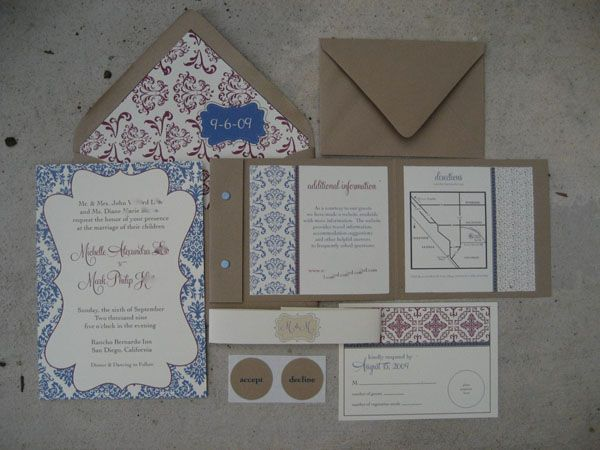 Tips From Our DIY Invites : Wedding Diy Invitations Stationery 16 1