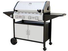 Gasmate BBQ 4 Burner Waverley Premium
