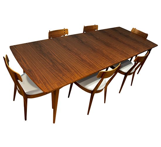 drexel danish modern dining room set. excellent ideas drexel
