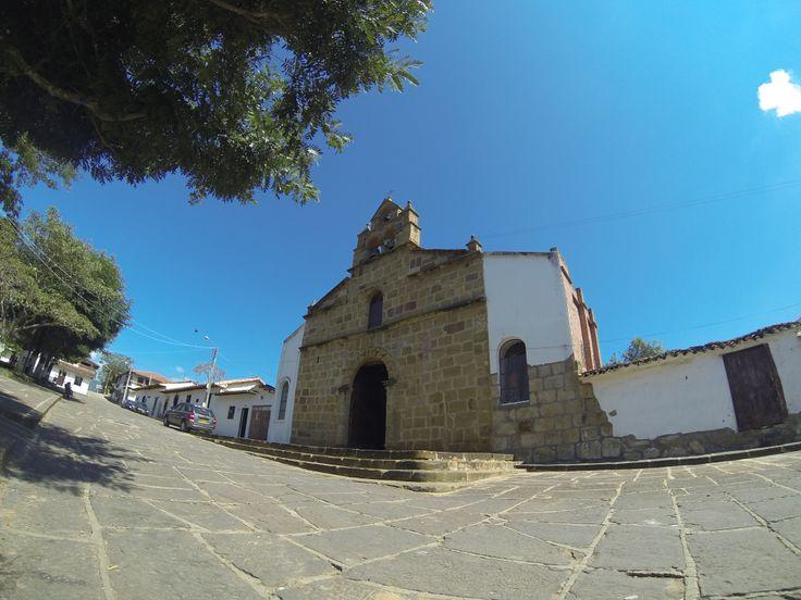 Municipio de Pinchote, Santander.