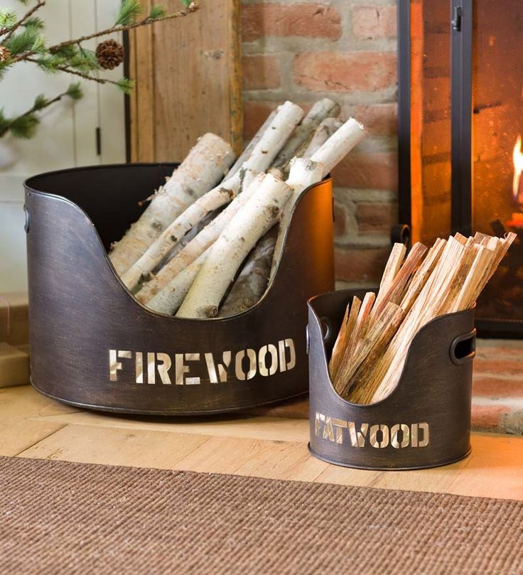 9 Best Eight Great Firewood Storage Containers To Try In