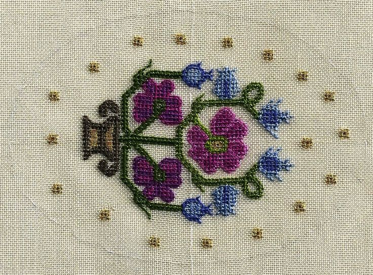 HESAP ISI EMBROIDERY PATTERN 2