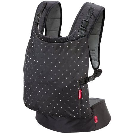 Infantino Zip Ergo Carrier, Black