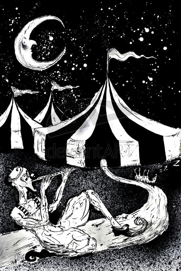 Night Circus by ~strange-and-fake on deviantART