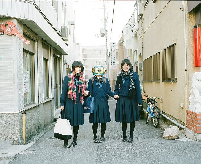 Tumblr: candykuma: a peaceful days Toyokazu