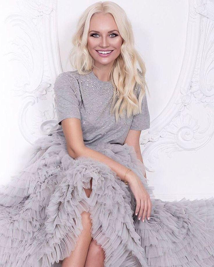 Хорошего Вам настроения и прекрасного дня!  #YuliaProkhorova #beloezoloto #ЮлияПрохорова #БелоеЗолото #fashion #Moscow