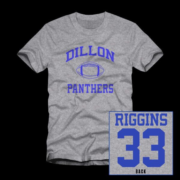 Tim Riggins Dillon Panthers Shirt
