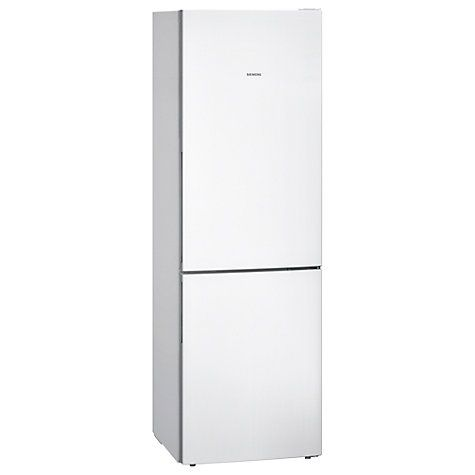 Buy Siemens KG36VVW30G Fridge Freezer, White online at John Lewis