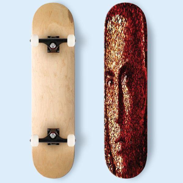 Eminem Relapse Skateboard | Cozymoshi