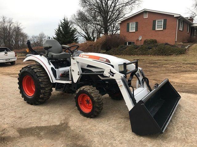 Bobcat 4x4 Ct230 Tractor Loader Tractors Tractor Loader Bobcat Equipment