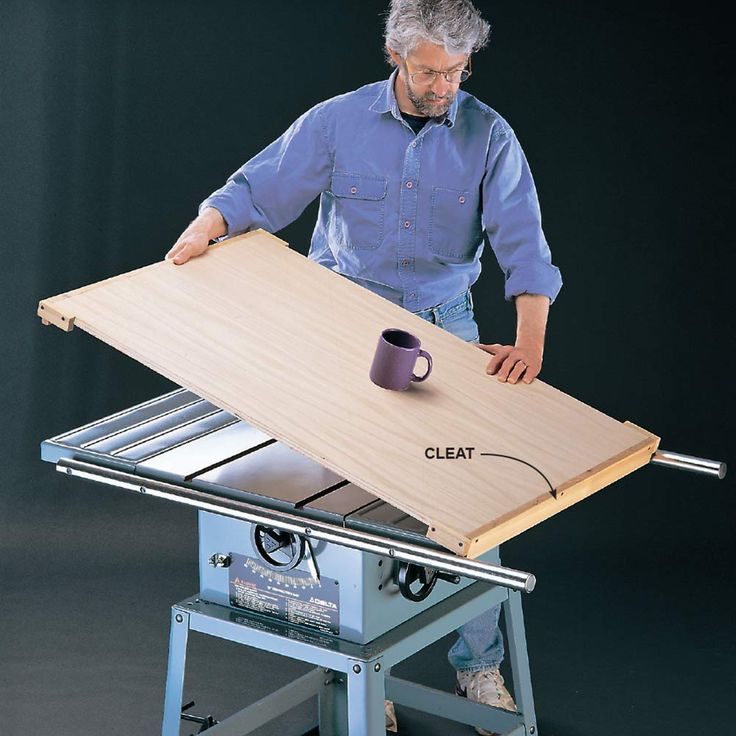 399 Best Tablesaw Images On Pinterest Woodwork Woodworking Jigs And Wood Shops