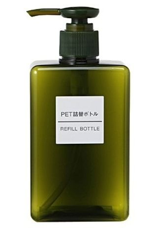 Clear Plastic Pump Bottles, $5 | 29 Stylish Home Accessories Under $100 To Upgrade Any Guy's Pad