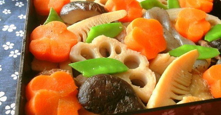 味が染みてとっても美味しい筑前煮は冬の煮物にお薦めです。