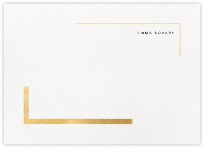 Personalized Stationery - online and paper - Paperless Post