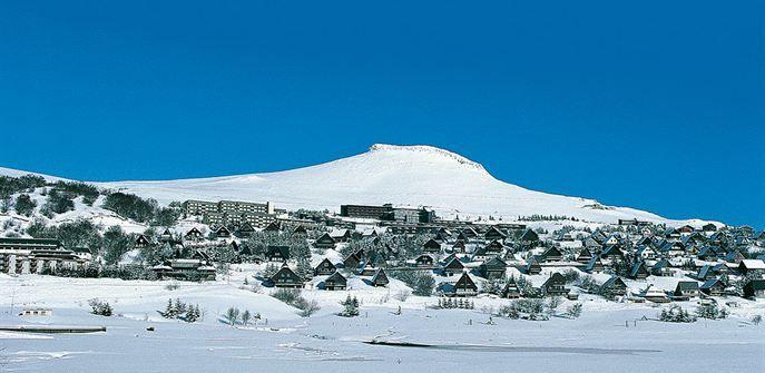 En #Auvergne aussi on peut skier ! Ski alpin, ski de fond, raquettes...