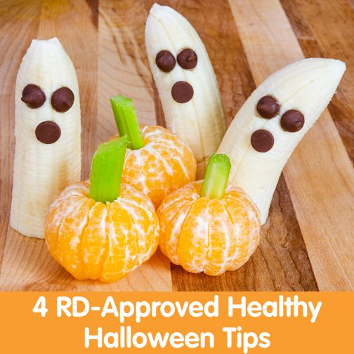 4 rd approved healthy halloween tips - Halloween Healthy Food