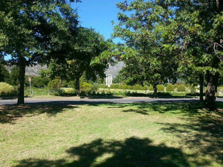 Park in Franschoek