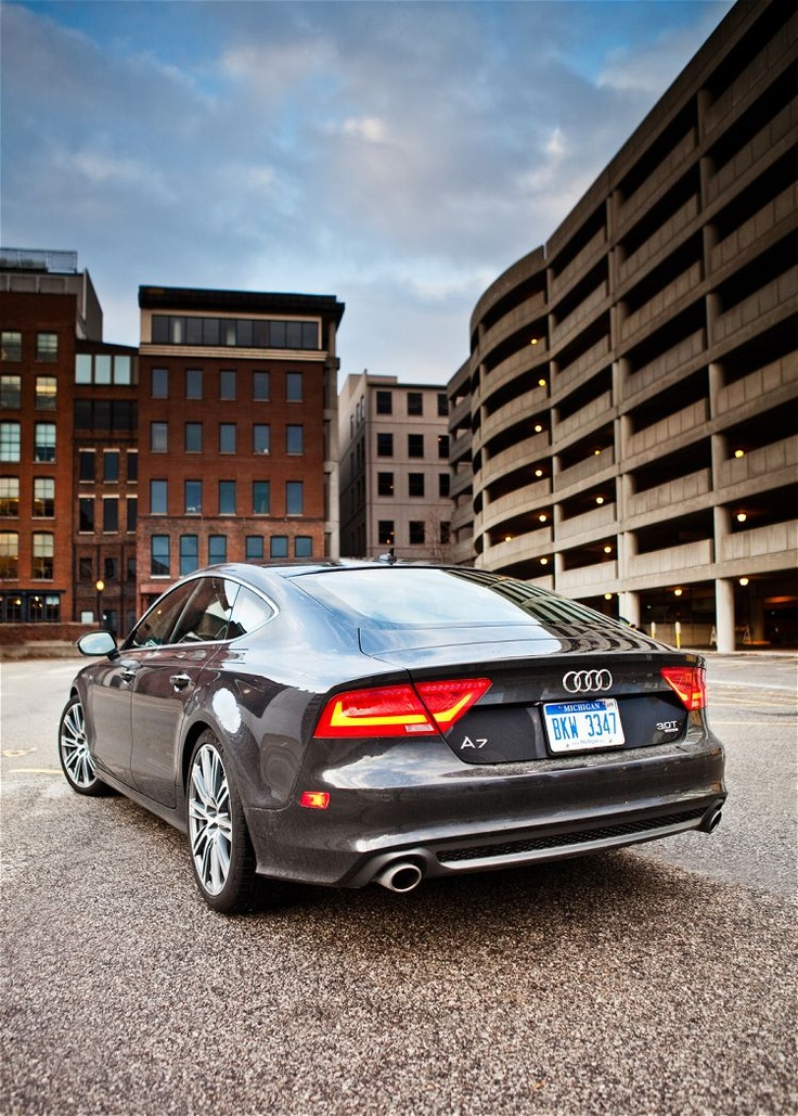 I will own an Audi very, very soon!  This one looks just perfect for me :-)2012 Audi A7