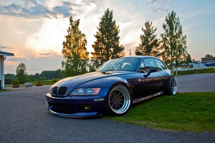 Z3 M Coupe Stance Pinterest