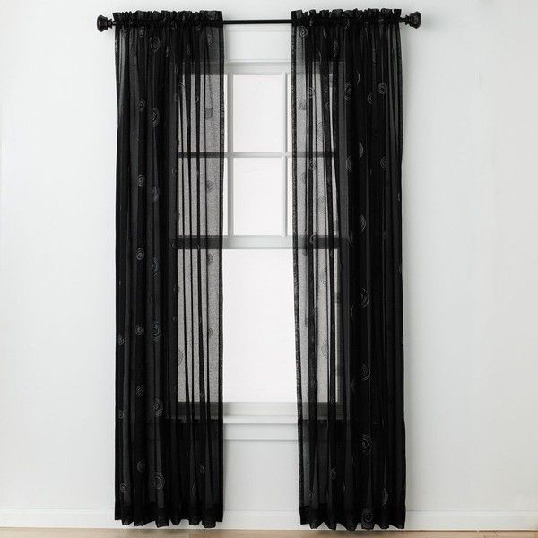 Best 25 Black Sheer Curtains Ideas On Pinterest Costumes Starting With P Witch Cosplay And