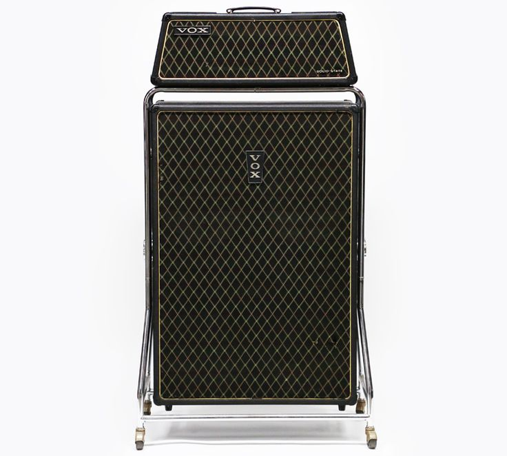 1960s vox beatle super reverb v1143 vintage electric bass guitar amp. Black Bedroom Furniture Sets. Home Design Ideas