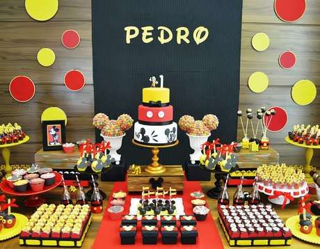 festa turma do mickey - Google Search