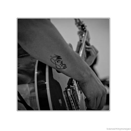 Nick Jonas... Mercy forever <3 In love!